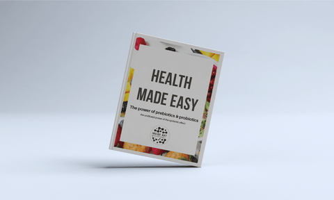 Health Made Easy Supplements Probiotics Nutrition