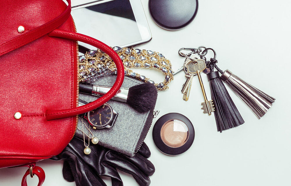 How much 'junk' is in your bag?