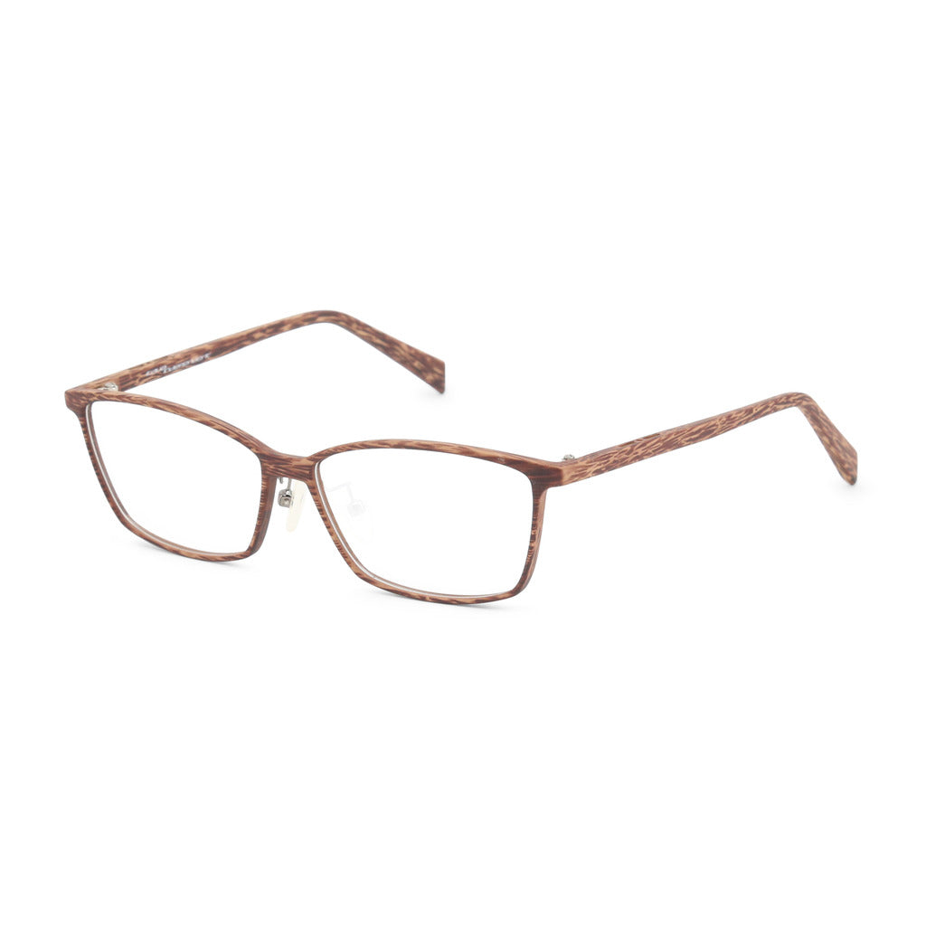 Italia Independent Womens Brown Eyeglasses - 5571A
