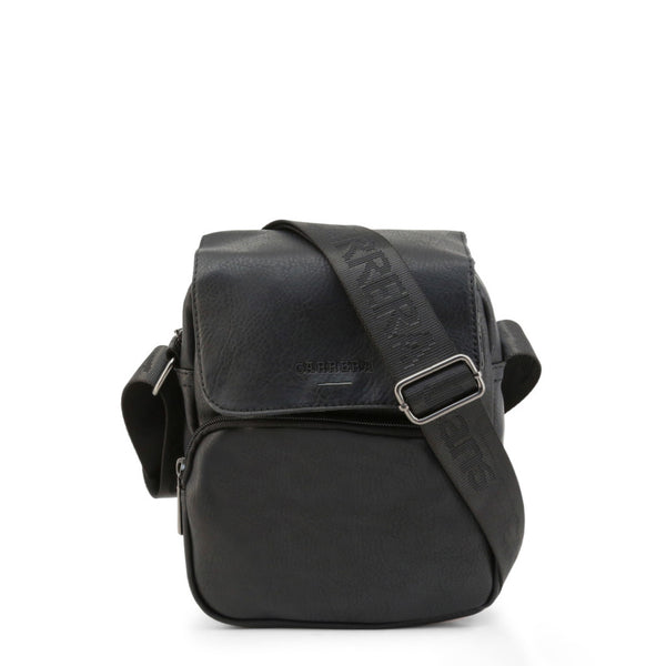 Carrera Jeans Mens Black Magnetic Crossbody - UNDERGROUND_CB3425