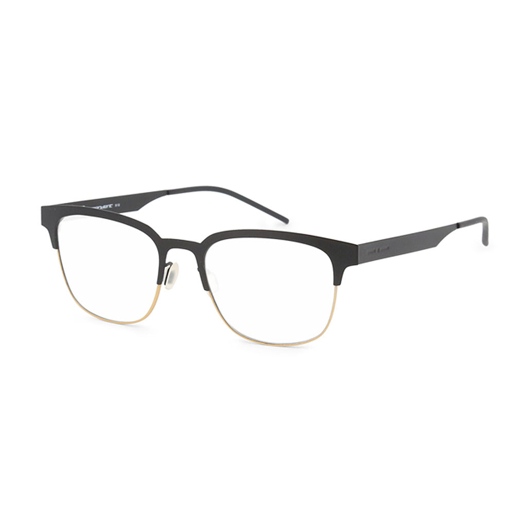 Italia Independent Mens Black Eyeglasses - 5304A
