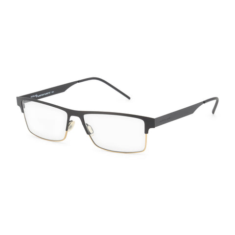 Italia Independent Mens Black Eyeglasses - 5302A