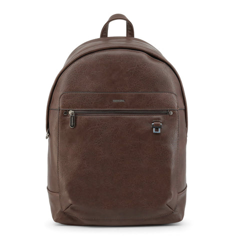 Carrera Jeans Mens Brown Backpack - JEFF_CB3445