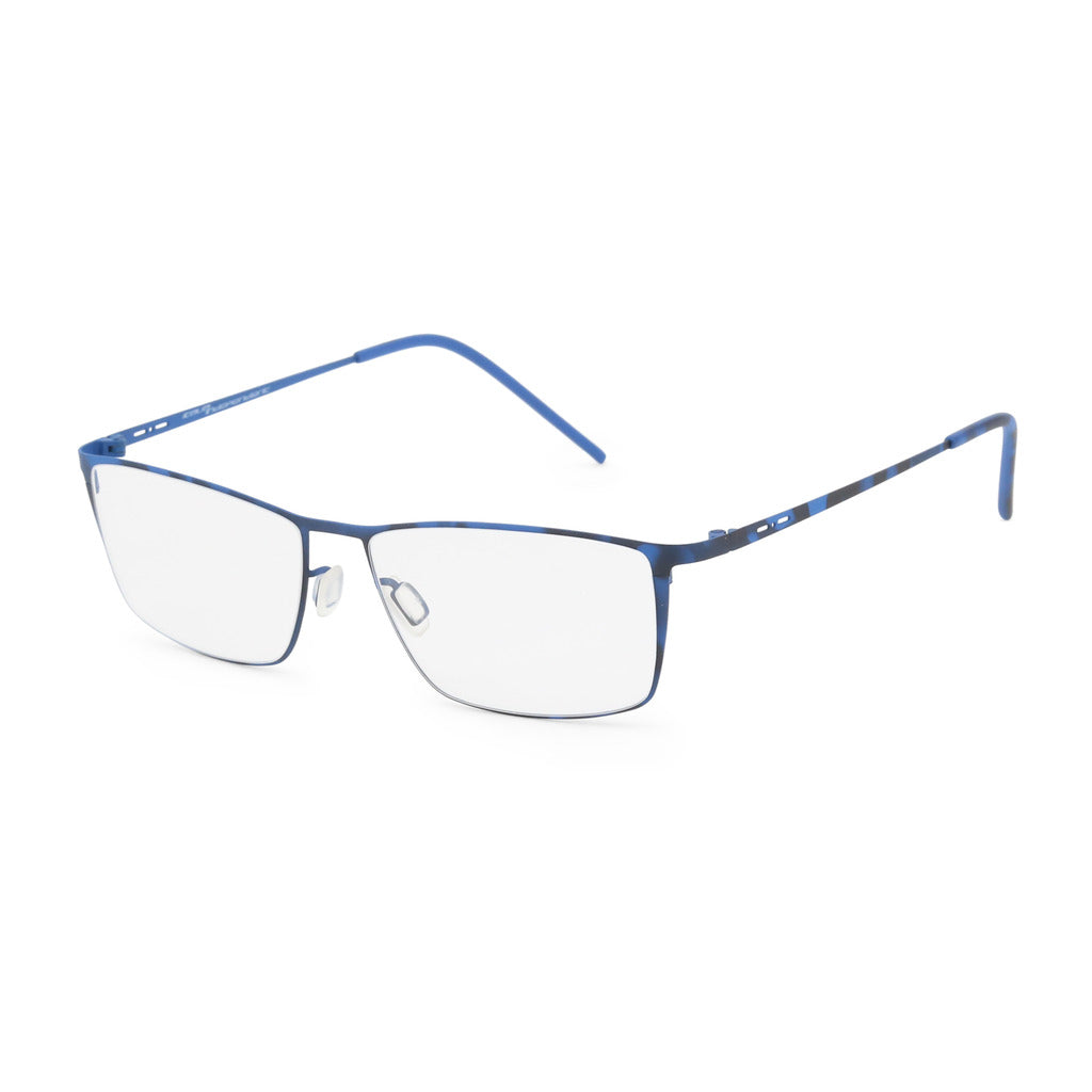 Italia Independent Mens Blue Slim Frame Eyeglasses - 5201A