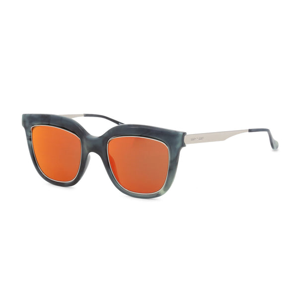Italia Independent Womens Grey Sunglasses - 0806M