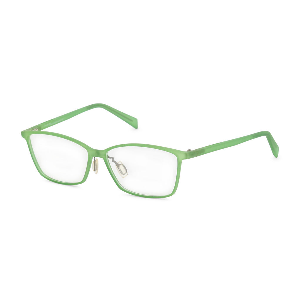Italia Independent Womens Green Eyeglasses - 5571A