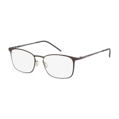 Italia Independent Mens Black Eyeglasses - 5217A