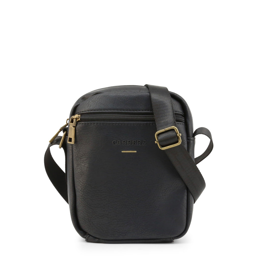 Carrera Jeans Mens Black Crossbody - UNDERGROUND_CB3421