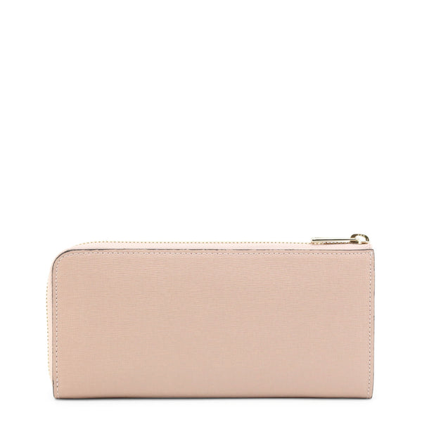 Furla Womens Pink Wallet with Zip - PS13_BABYLON