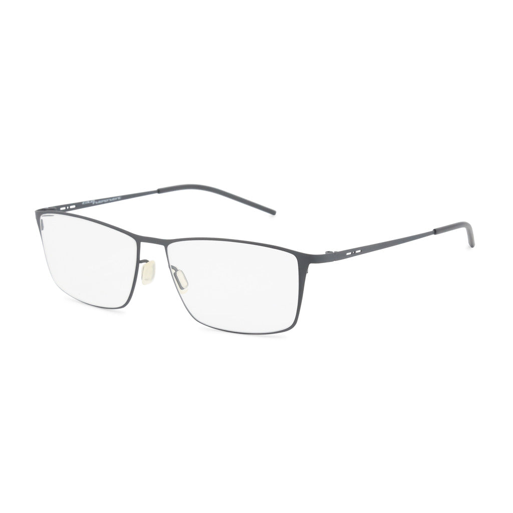 Italia Independent Mens Grey Metal Frame Eyeglasses - 5207A