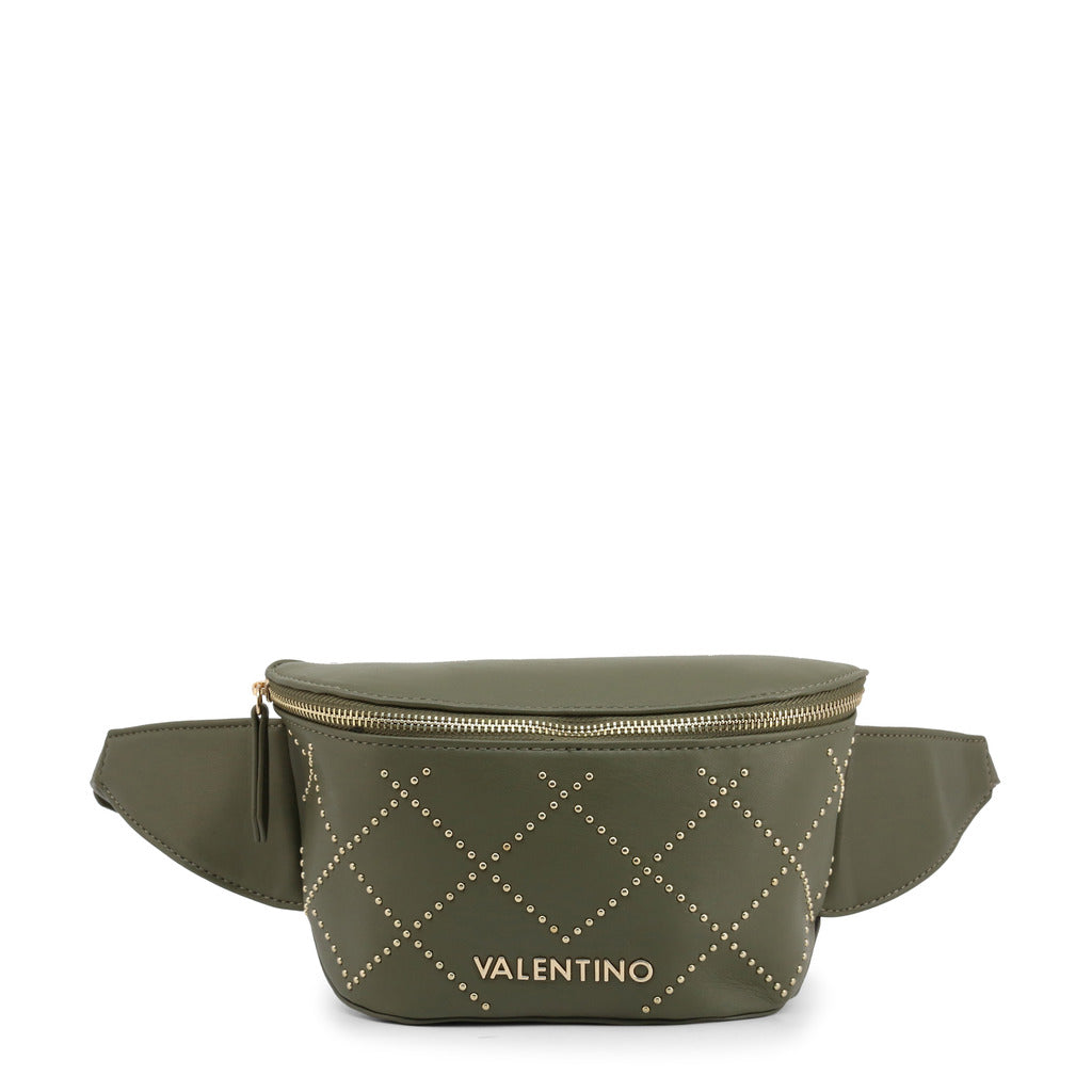 Valentino by Mario Valentino Womens Green Poch Bag - VBS3KI06