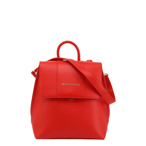 Valentino by Mario Valentino Womens Red Backpack - ELFO_VBS3SV05