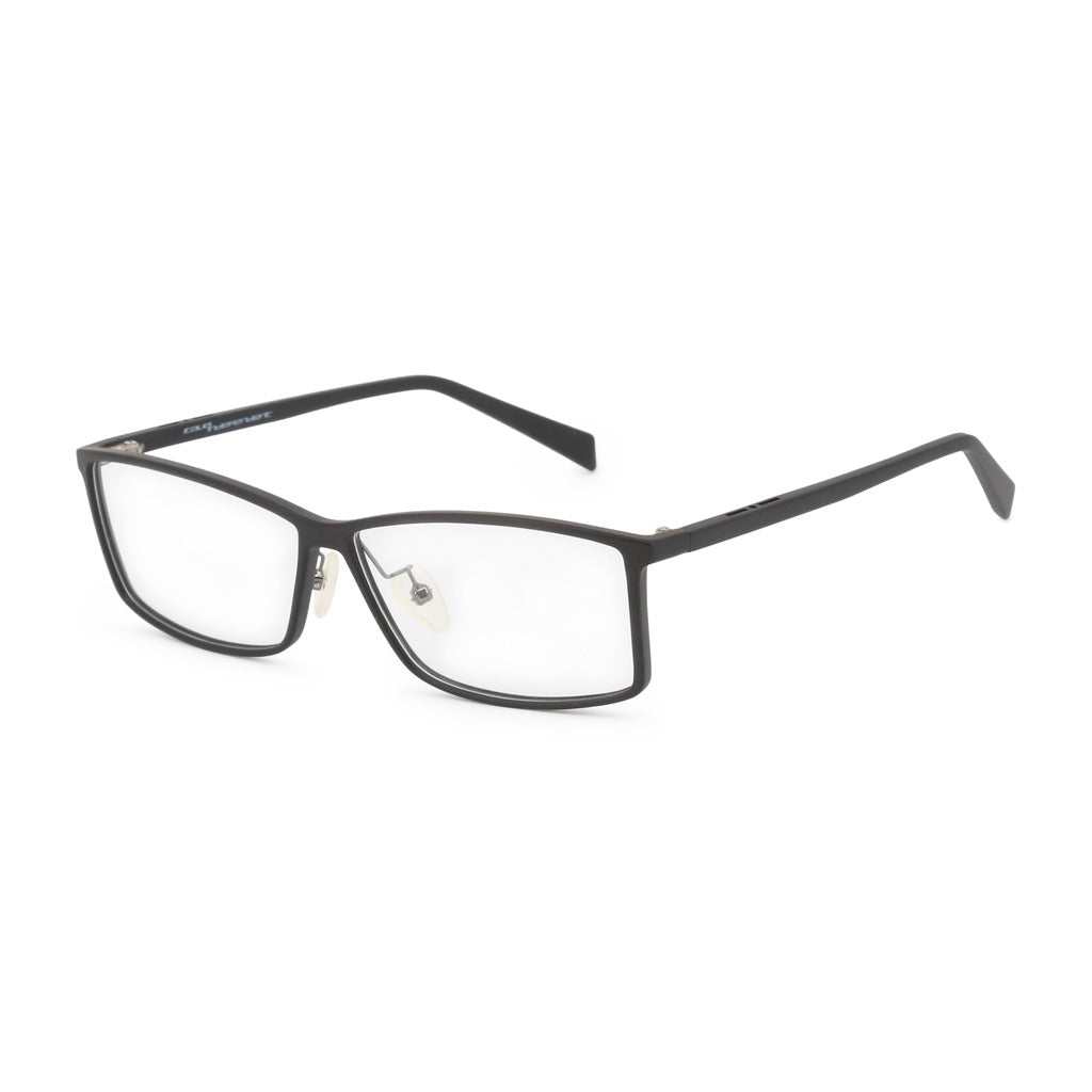 Italia Independent Mens Black Eyeglasses - 5563A