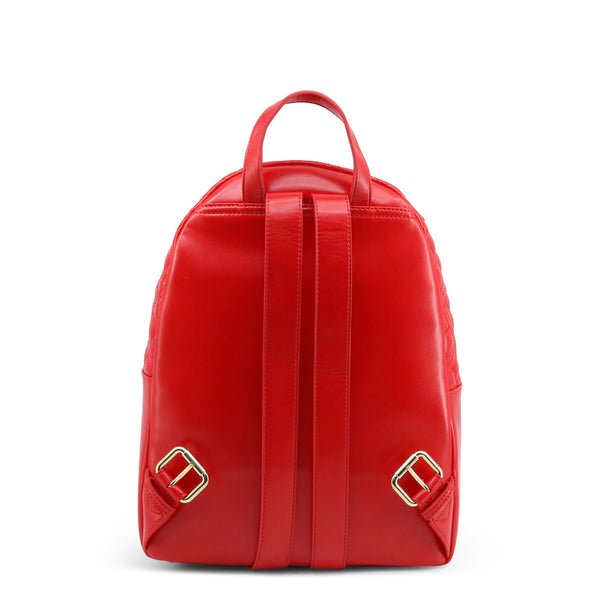 Love Moschino Womens red Backpack with Handle - JC4007PP1BLA