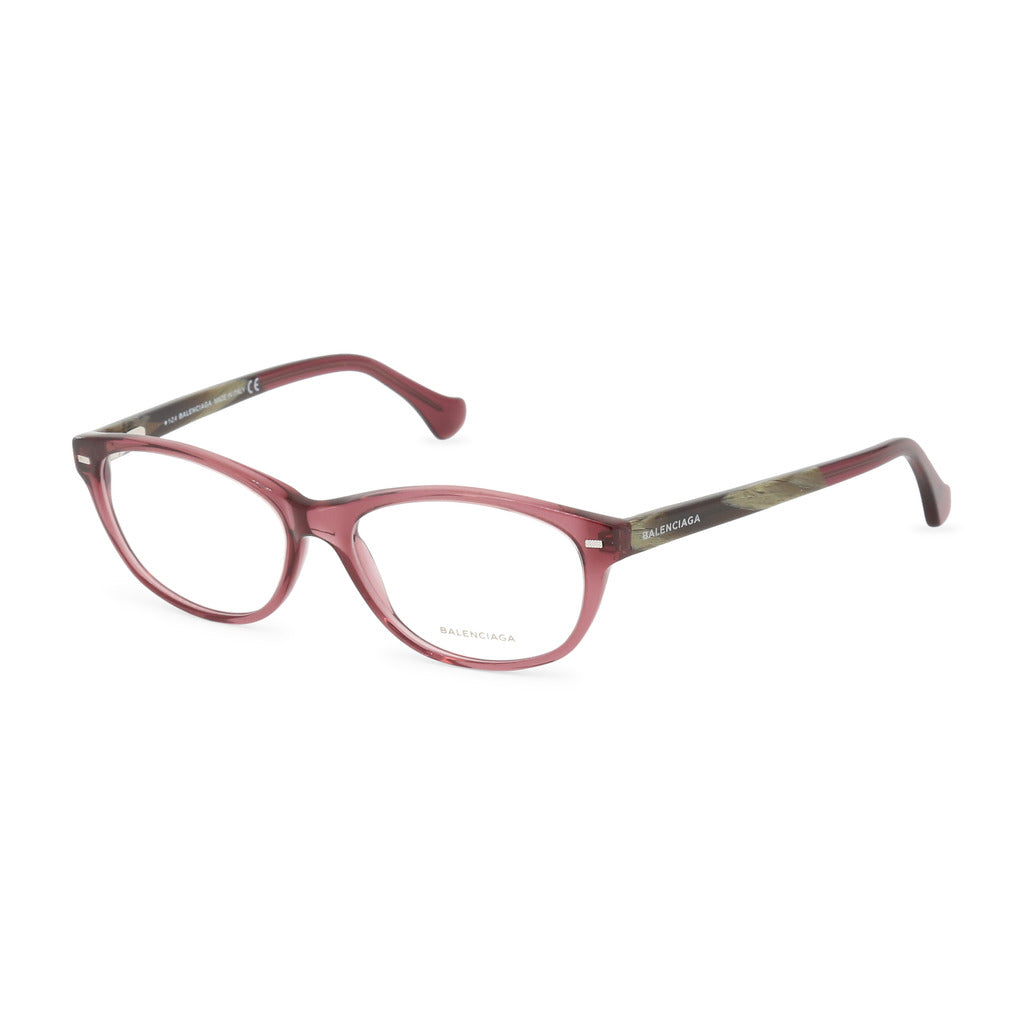 Balenciaga Womens Red Eyeglasses - BA5021