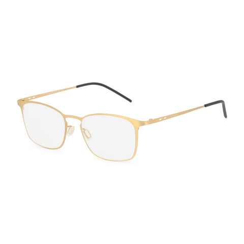 Italia Independent Mens Yellow Eyeglasses - 5217A