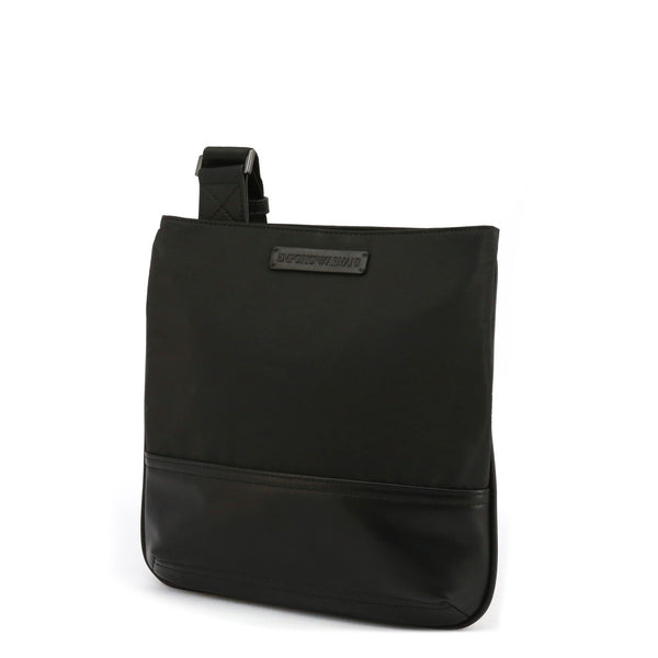 Emporio Armani Mens Black Crossbody Bag- Y4M203_YMA9J