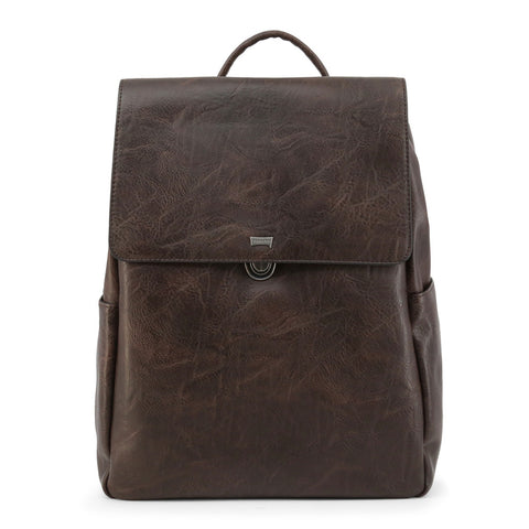 Carrera Jeans Mens Brown Backpack - TUSCANY_CB3405