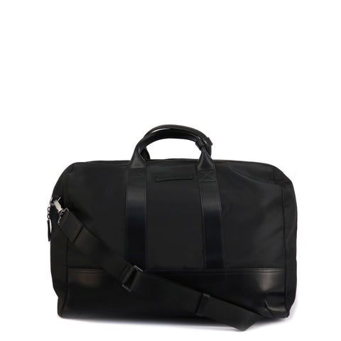 Emporio Armani Mens Black Travel Bag - Y4Q089_YMA9J