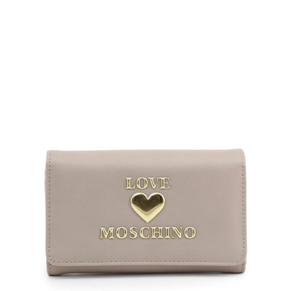 Love Moschino Womens Brown Wallet  - JC5607PP1BLE