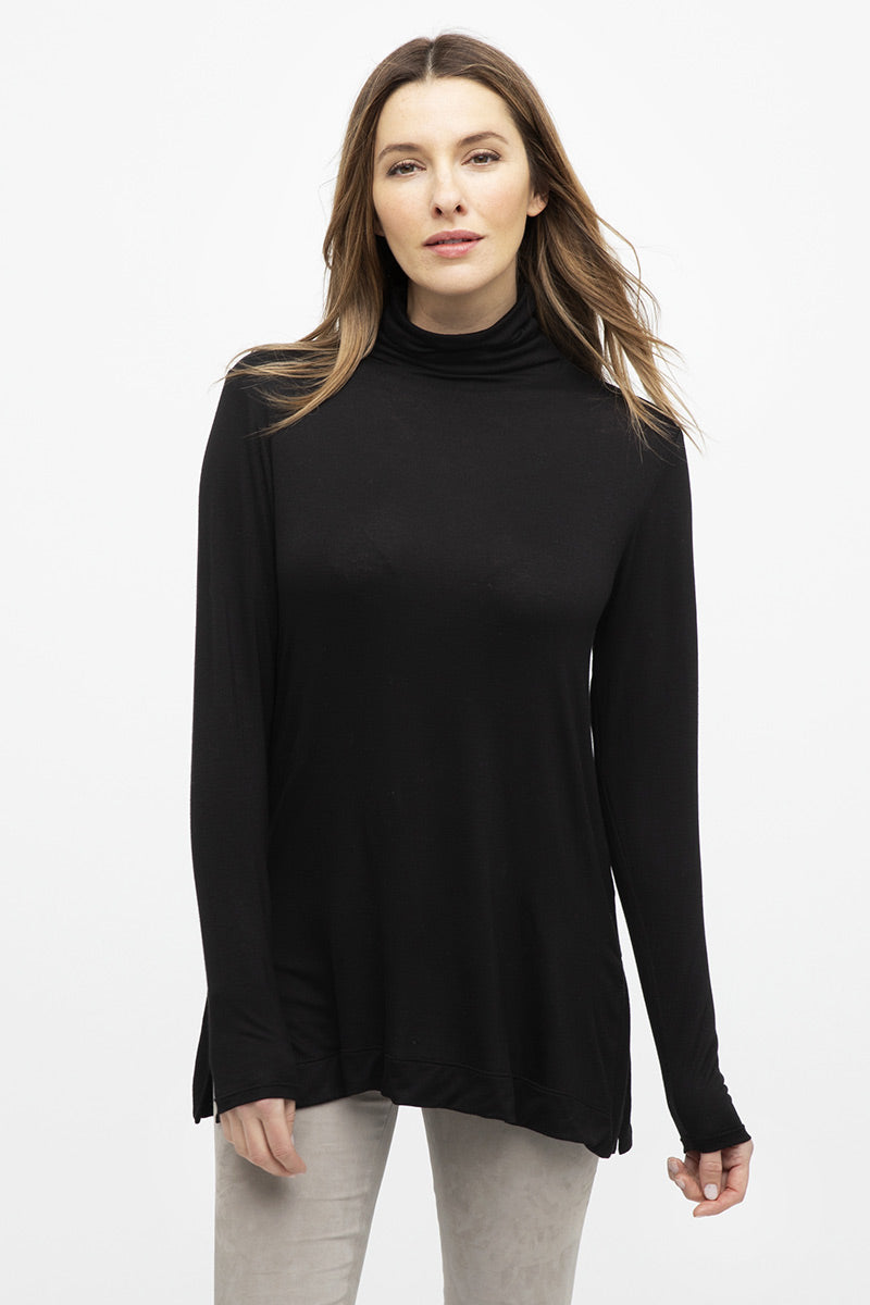 Scrunch Neck Tunic