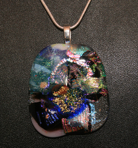 Imaginative Creations Bailed Pendant #31 Memorable Glass Jewelry