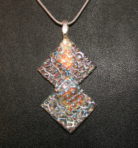 Imaginative Creations Bailed Pendant #04 Memorable Glass Jewelry