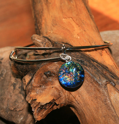 AJ n Sandy Bracelet #14 Blue Green Orange
