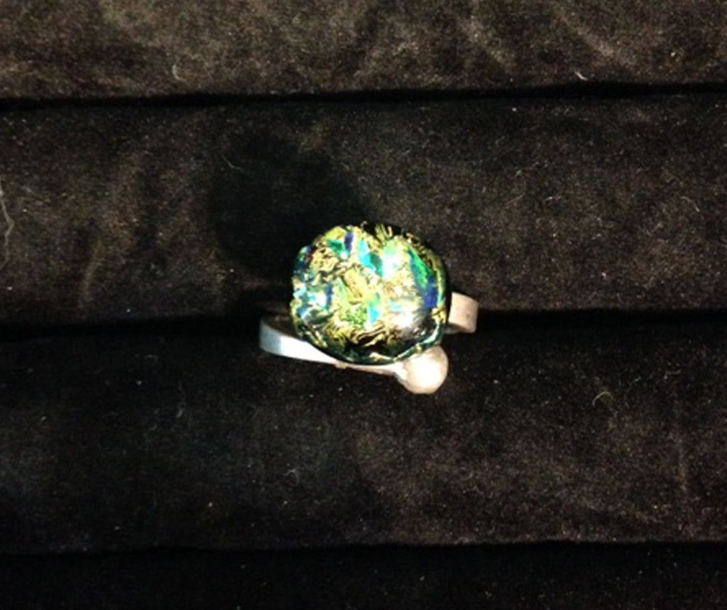 Imaginative Creations Sterling Silver Adjustable Ring #23