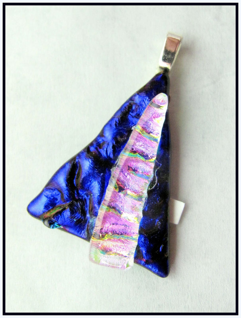 Imaginative Creations Bailed Pendant #05a Memorable Glass Jewelry