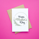 Happy Mother's Day - Green