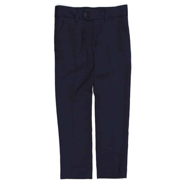 Suit Pants | Navy Blue