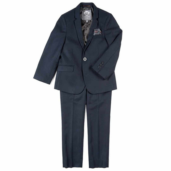 Mod Suit | Blue/Black Nailshead