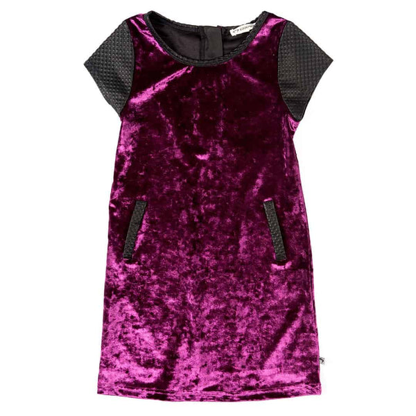 Sterling Dress | Beet Root Purple