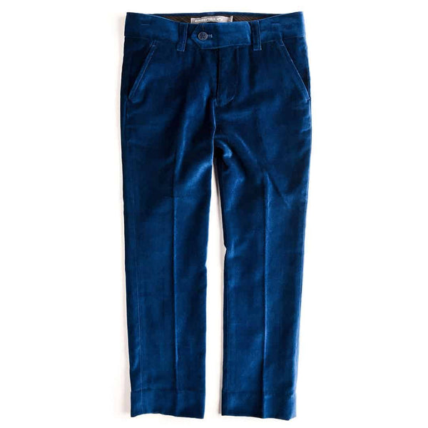 Suit Pants | Seaport Velvet