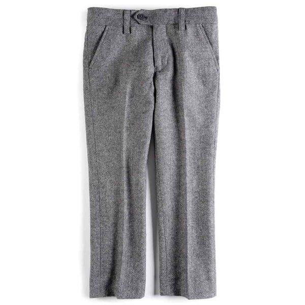 Tailored Wool Pant | Tweed