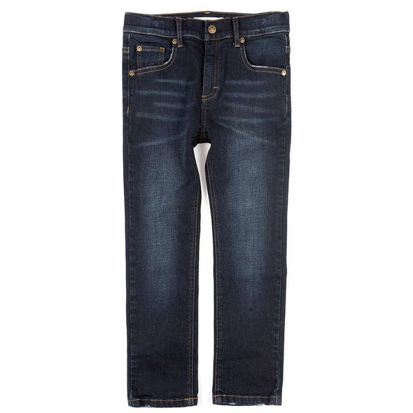 Slim Leg Denim | Dark Wash