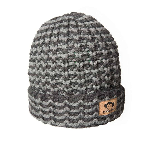 Kyle Hat | Heather Black