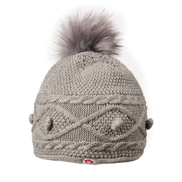Himalaya Hat | Heather Grey