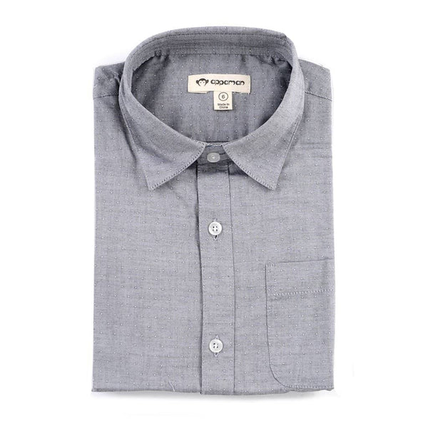 The Standard Shirt | Grey
