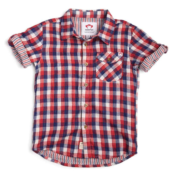 Benson Shirt | Patriot Check