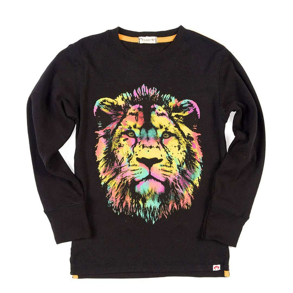 Lion Graphic Tee