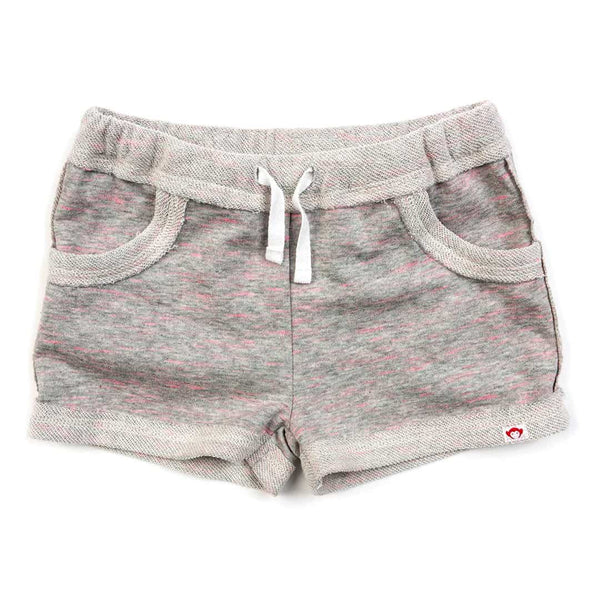 Majorca Short | Novelty Grey Heather