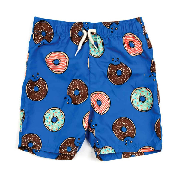 Mid Length Swim Trunks | Sweet Tooth
