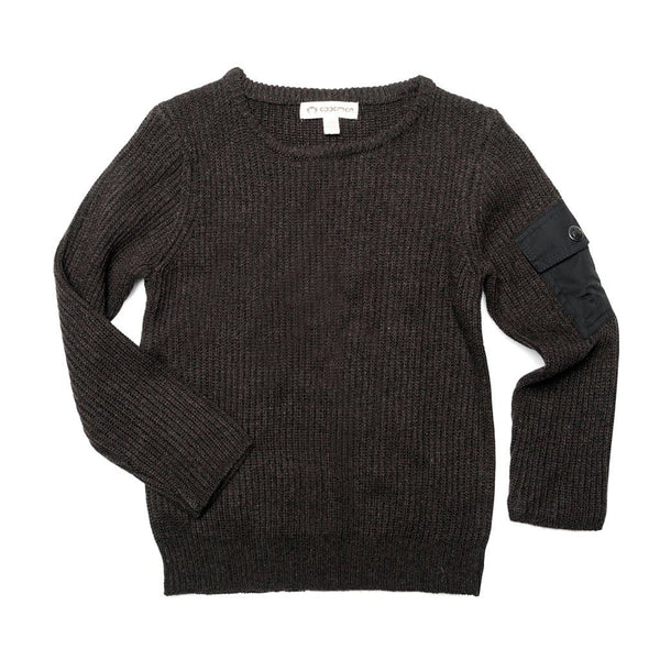 Rogue Sweater | Sulfur Black