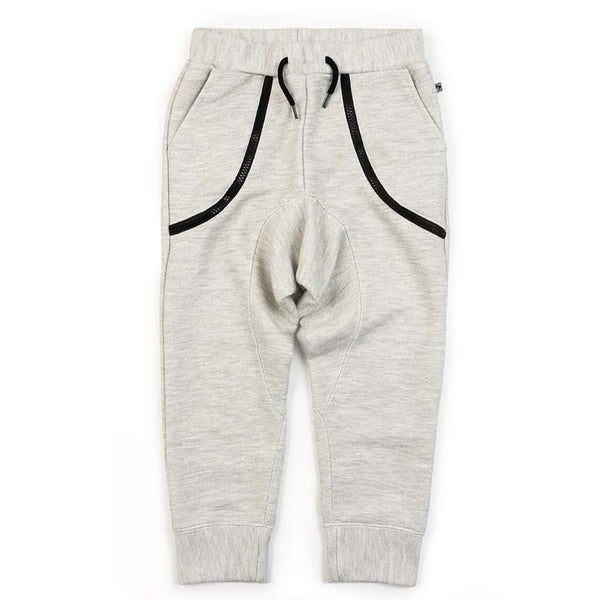 Rucker Sweats | Heather Mist