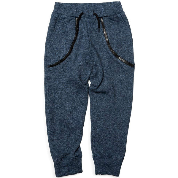 Rucker Sweats | Denim Blue