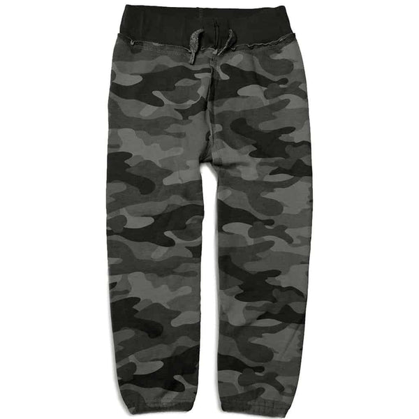 Gym Sweats | Carbon Camo