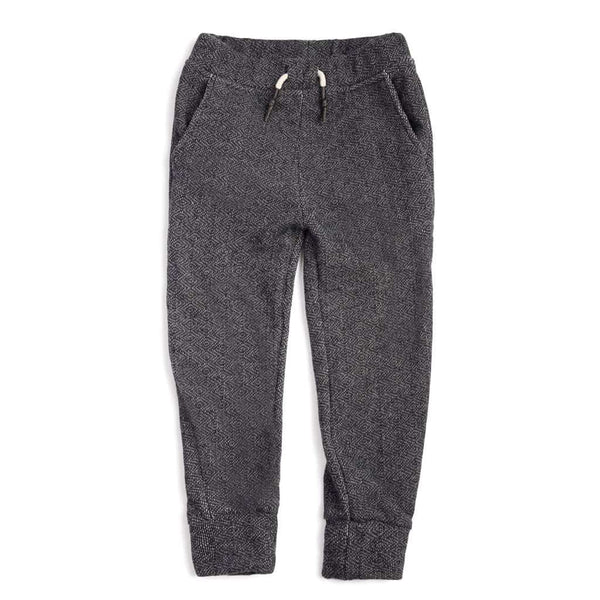 Tilden Sweats | Black Rhombus