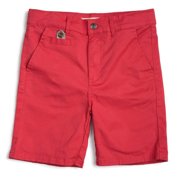 Harbor Shorts | Hibiscus